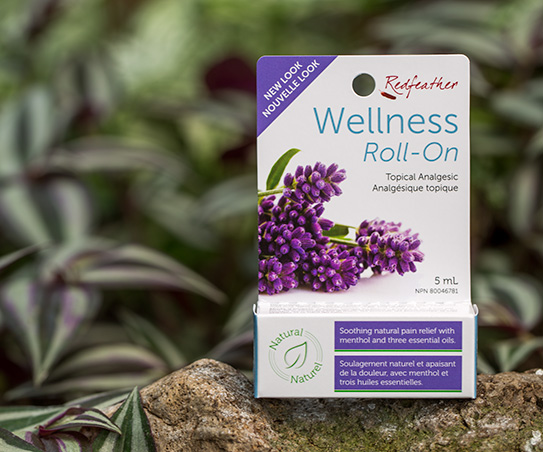 Redfeather Wellness Roll-On